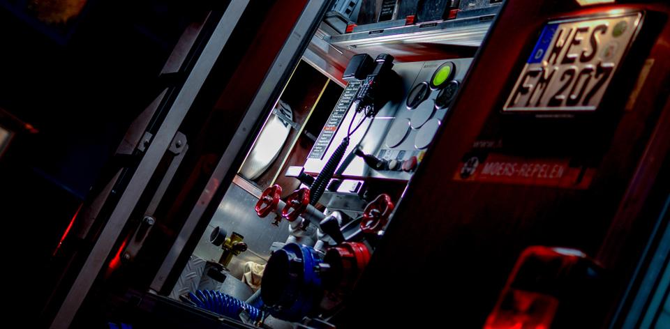 Feuerwehrpumpe