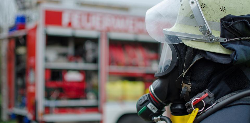 Atemschutzgeräteträger Feuerwehr Moers